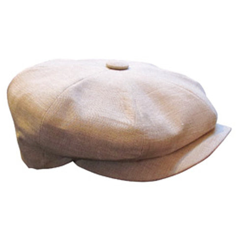Eight Piece Linen Cap