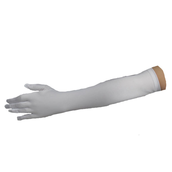 Satin Gloves - Elbow