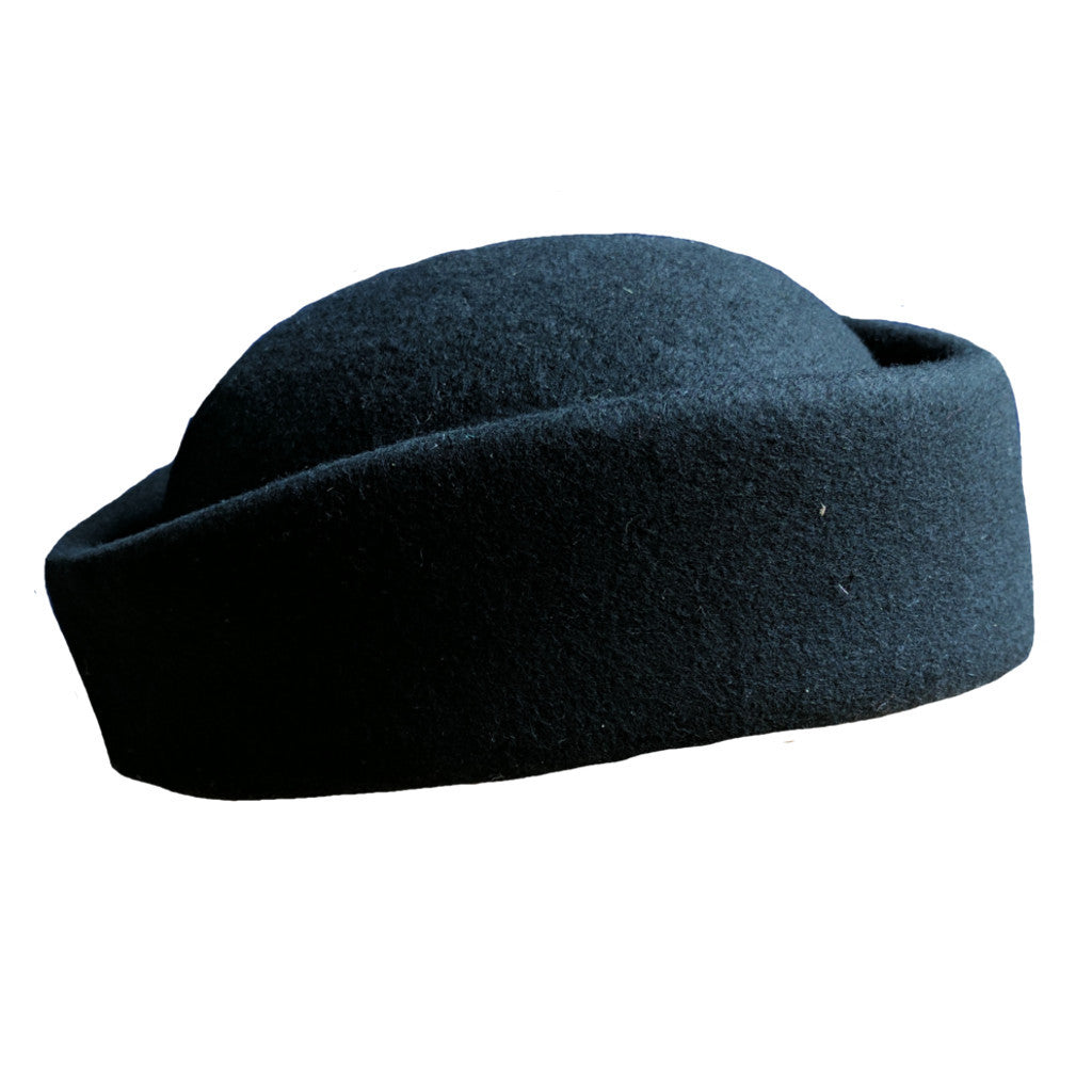 Shaped Pill Box Hat