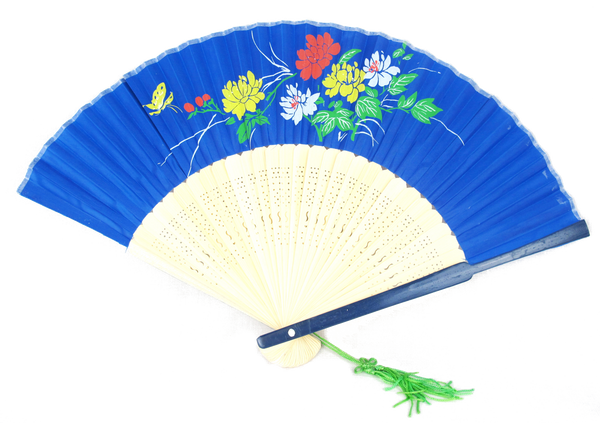 Small Bamboo Fan