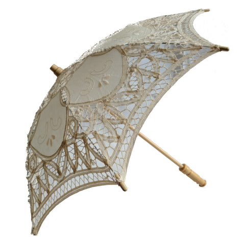 Small Lace Parasol