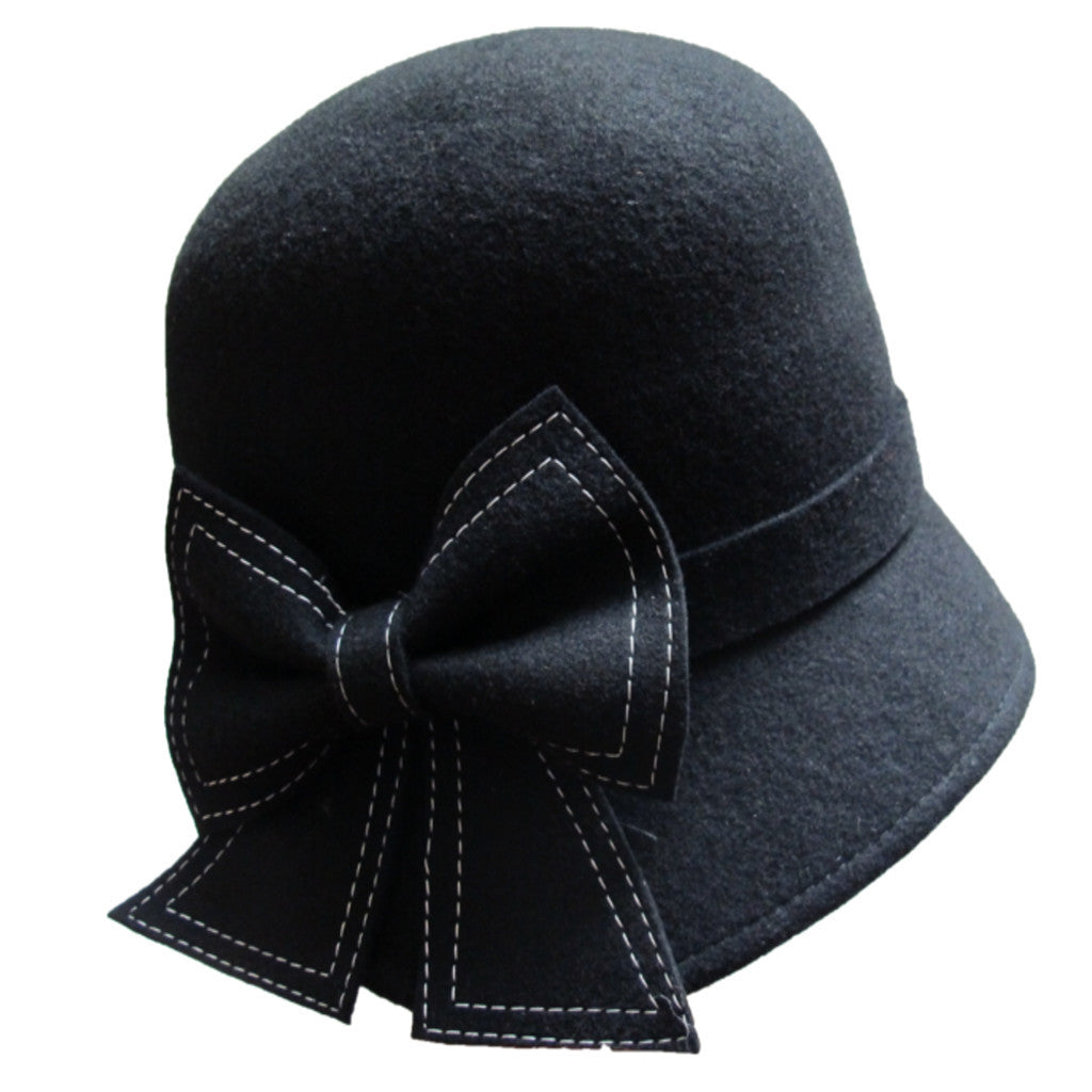 Cloche With Bow