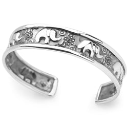 Elephant Tribe Bangle