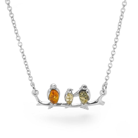Sitting Birds Chain