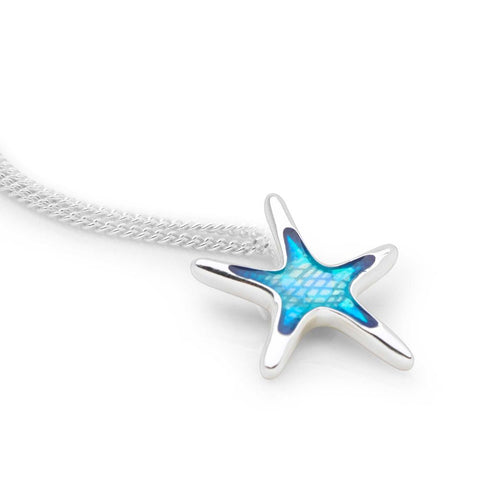 Blue Bay Pendant (Starfish)