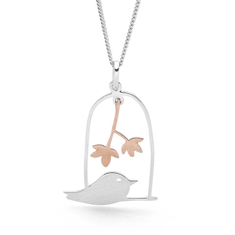 Evening Bird Pendant