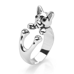 French Bulldog Ring