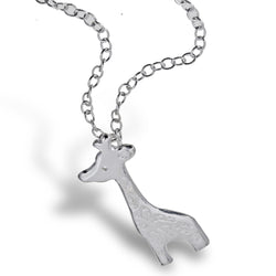 Gentle Giraffe Necklace