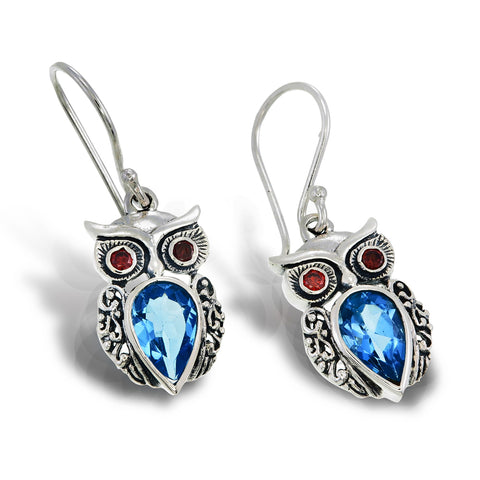 Night Owl Earrings