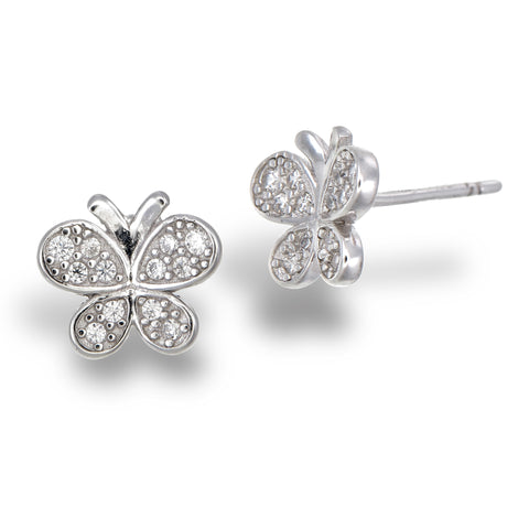 Little Butterfly Studs
