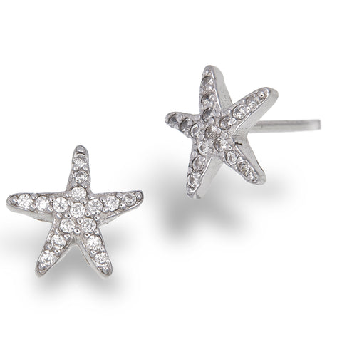 Little Starfish Studs
