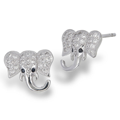 Little Elephant Studs