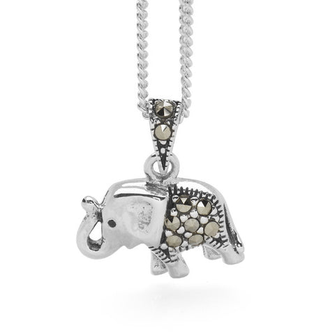 Elephant Shadow Pendant