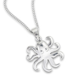 Cute Octopus Pendant
