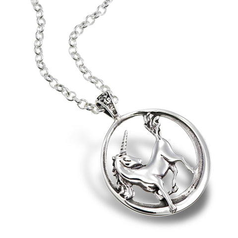 Magic Unicorn Pendant