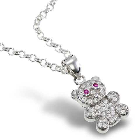 Cute Bear Pendant