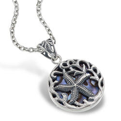 Under The Sea Pendant - Starfish
