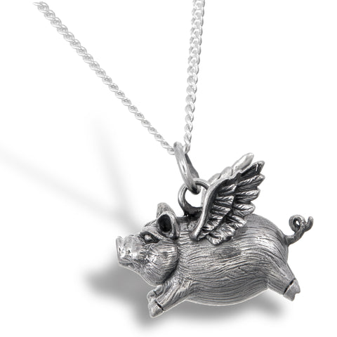 Pigs Might Fly Pendant