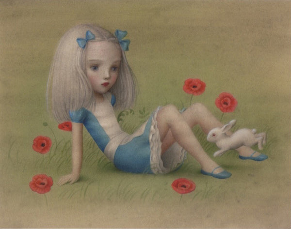 Nicoletta Ceccoli: Almost Alice