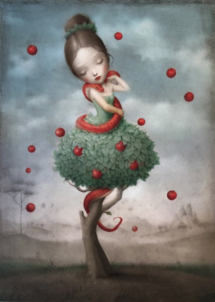 Nicoletta Ceccoli: Bliss