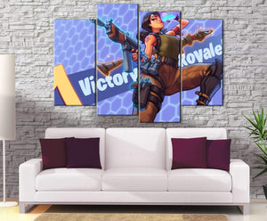 Décoration murale Fortnite Victory