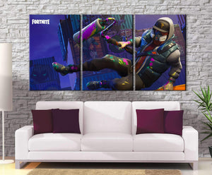 Décoration murale Fortnite Painter Skin