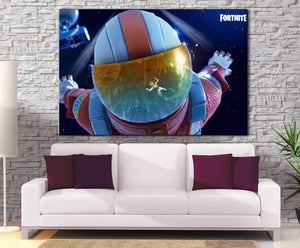 Décoration murale Fortnite Space Skin