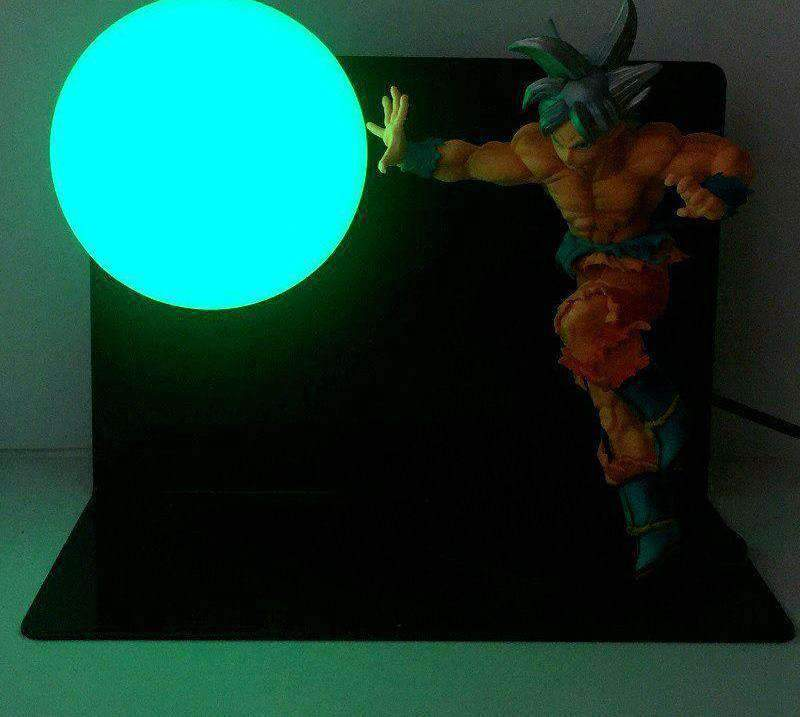 Lampes - Lampe Dragon Ball Z Goku Ultra Instinct
