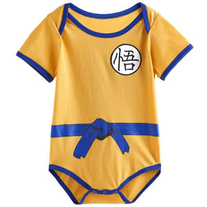 Body - Body Enfant Dragon Ball Z Symbôle Goku