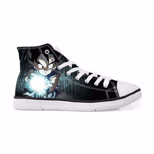 Chaussures Montantes - Chaussures Baskets Dragon Ball Goku Kid