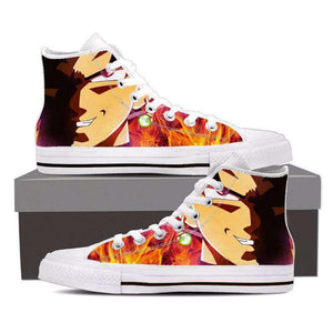 Chaussures Montantes - Chaussures Baskets Dragon Ball Super Black