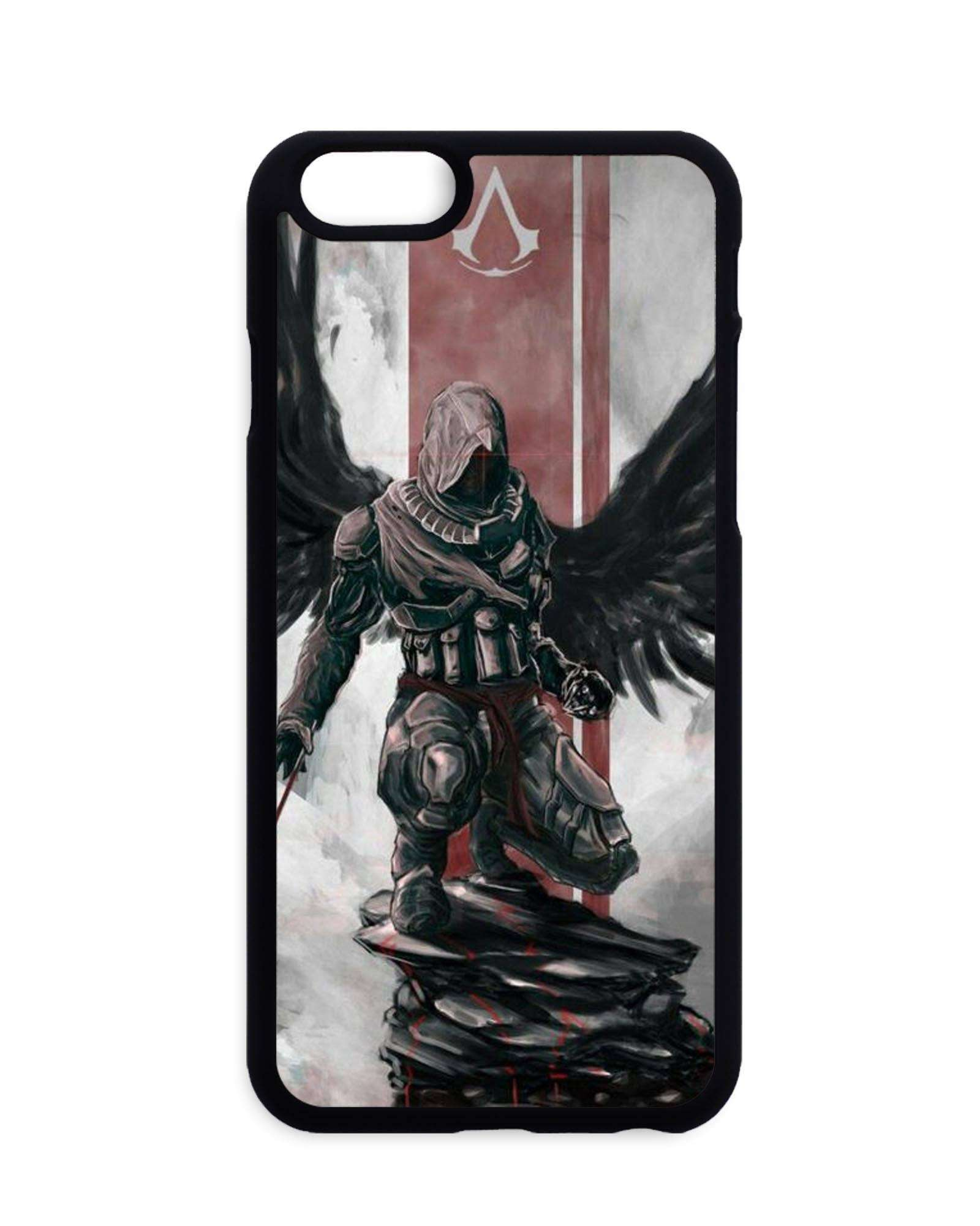 Coques - Coque Assasin's Creed Black Angel