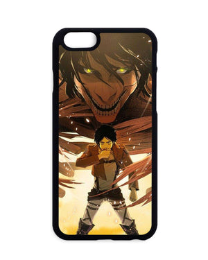 Coques - Coque Attack On Titan Eren Transformation 2