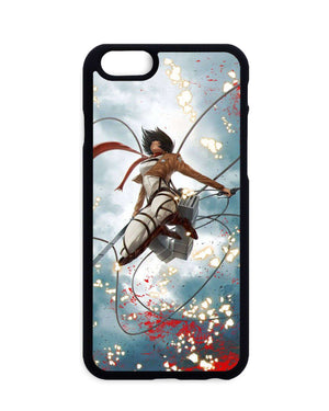 Coques - Coque Attack On Titan Mikasa