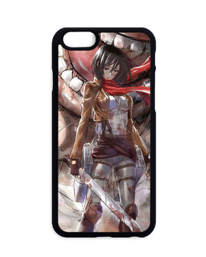 Coques - Coque Attack On Titan Mikasa Vs Titan