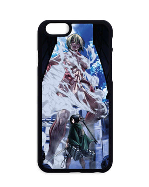 Coques - Coque Attack On Titan Mikasa X Female Titan