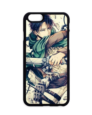 Coques - Coque Attack On Titan Rivaille Attack
