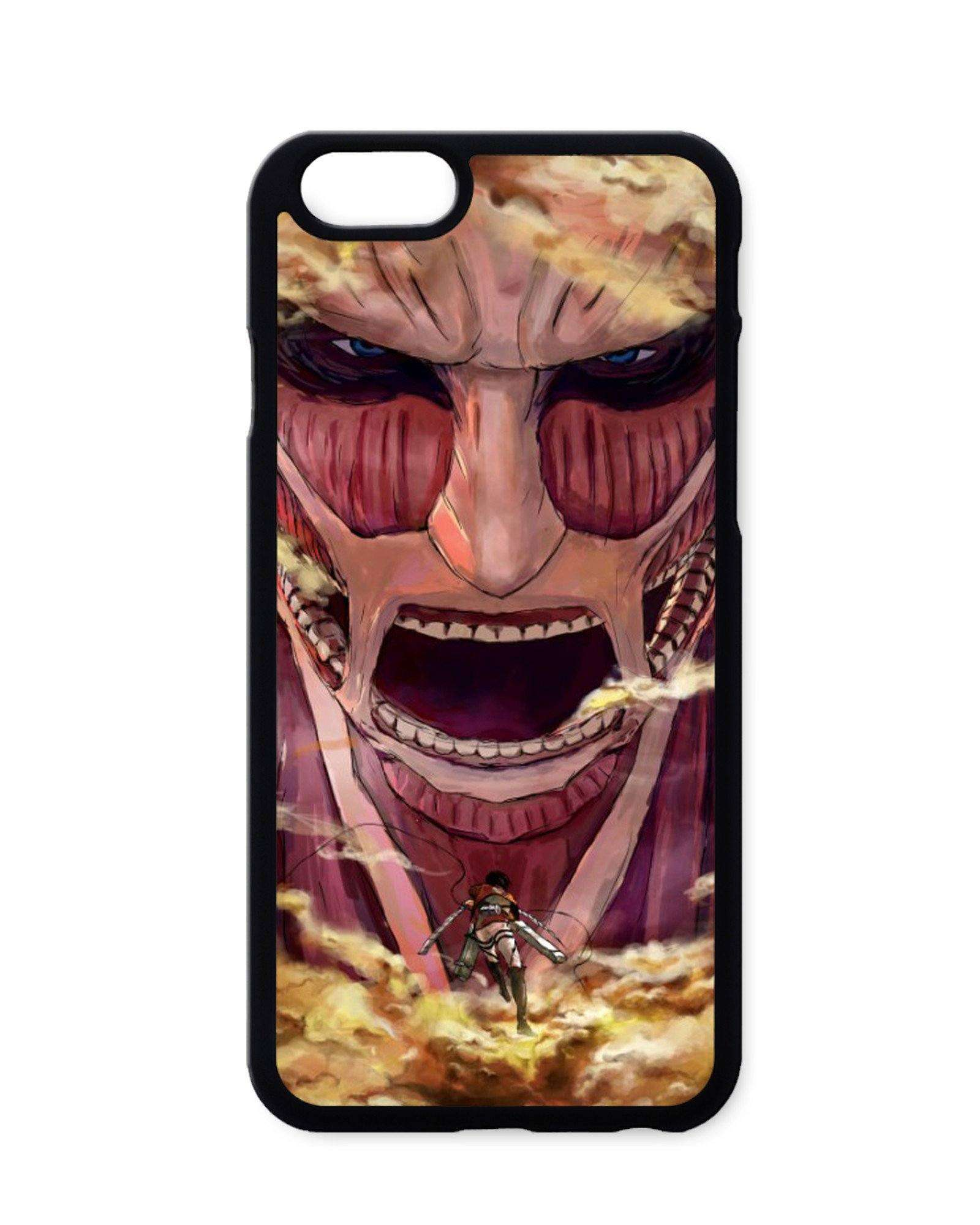 Coques - Coque Attack On Titan Rivaille Colossal Titan