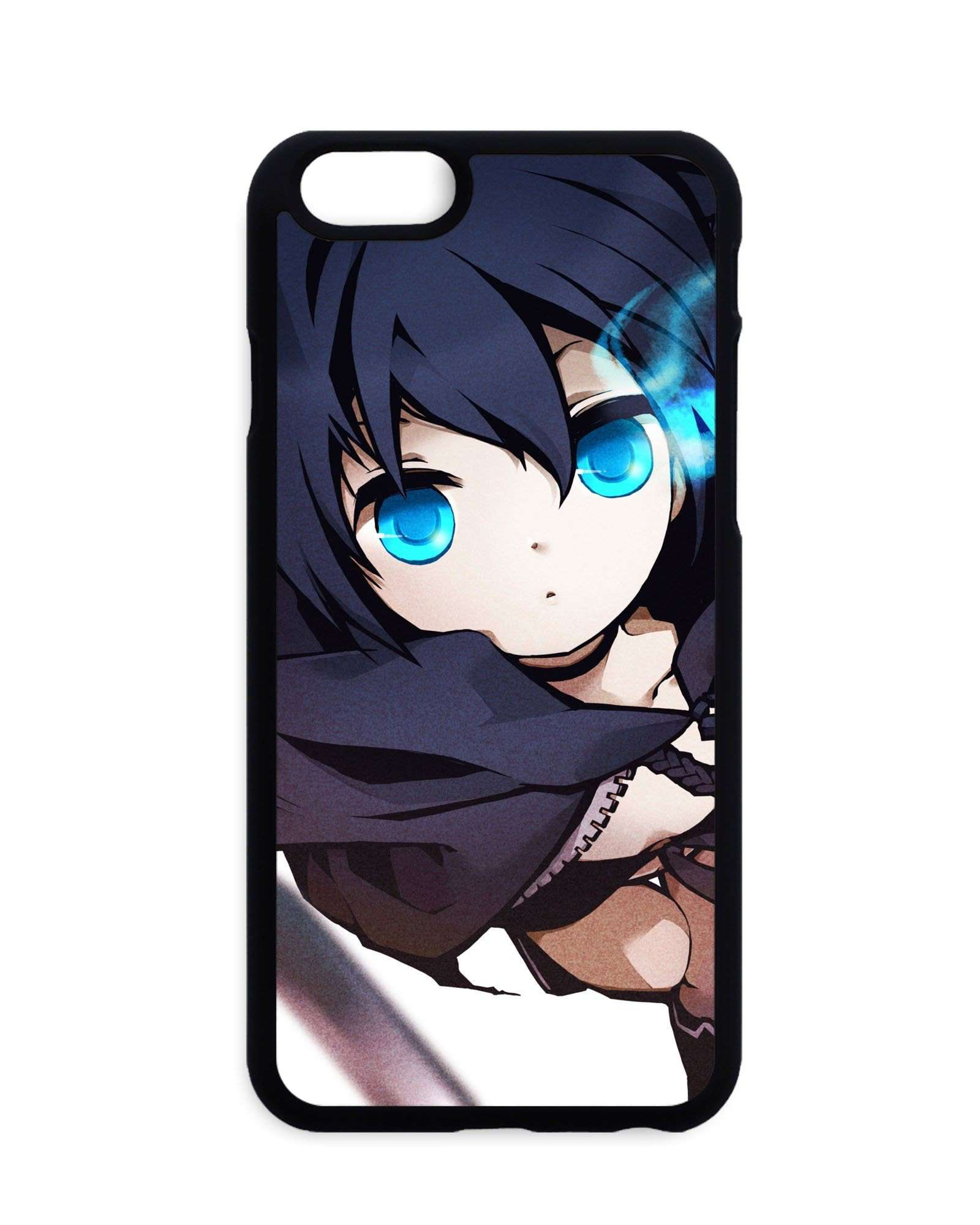 Coques - Coque Black Rock Shooter Mato Kuroi Face