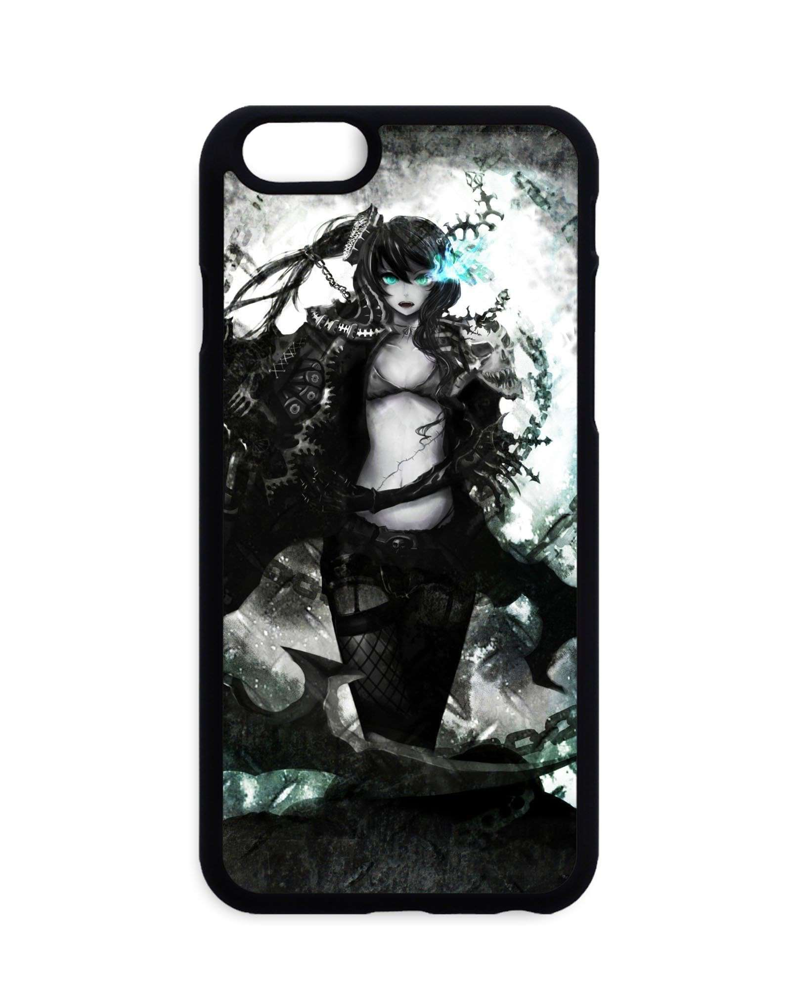 Coques - Coque Black Rock Shooter Mato Kuroi Power