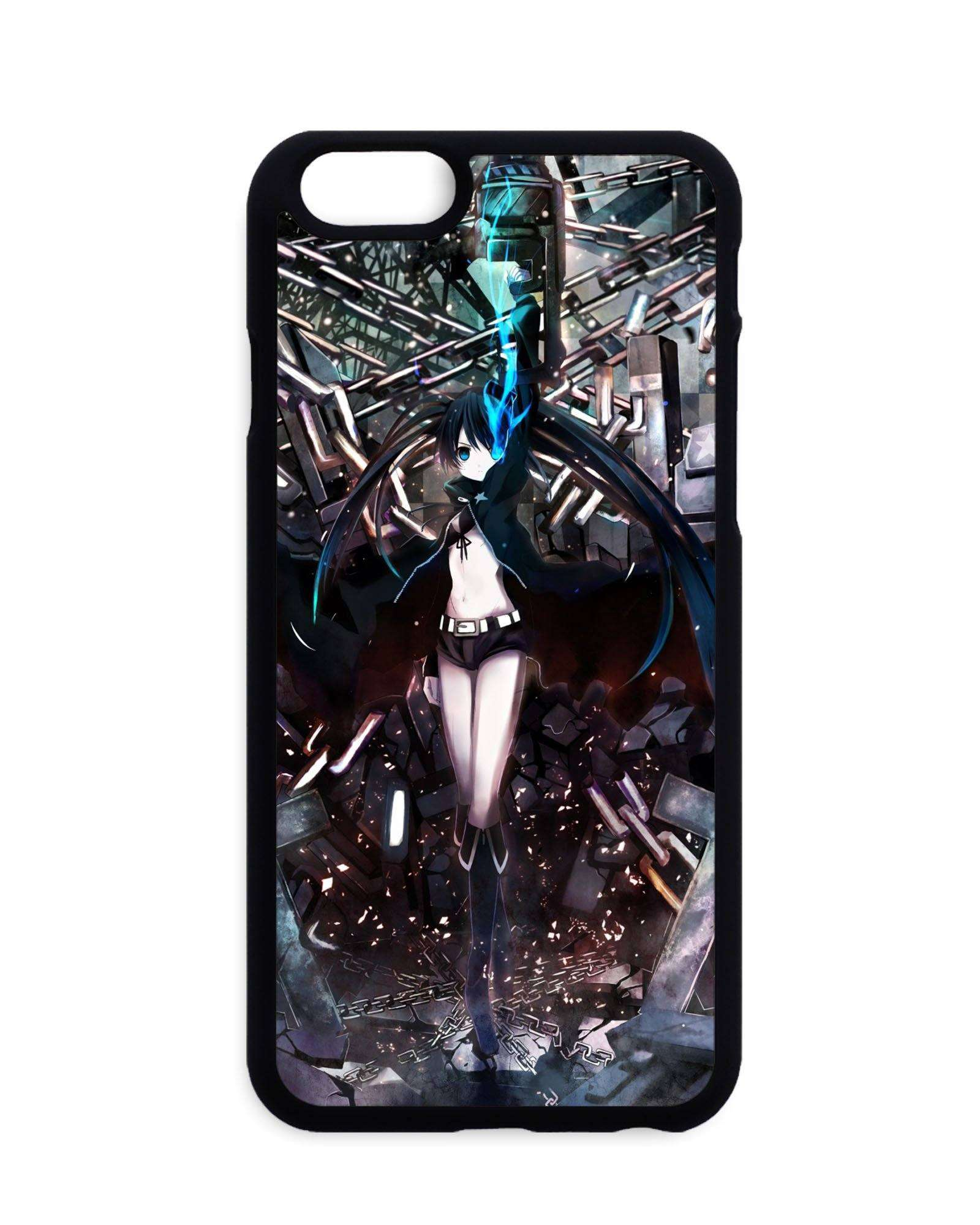 Coques - Coque Black Rock Shooter Mato Kuroi Weapon