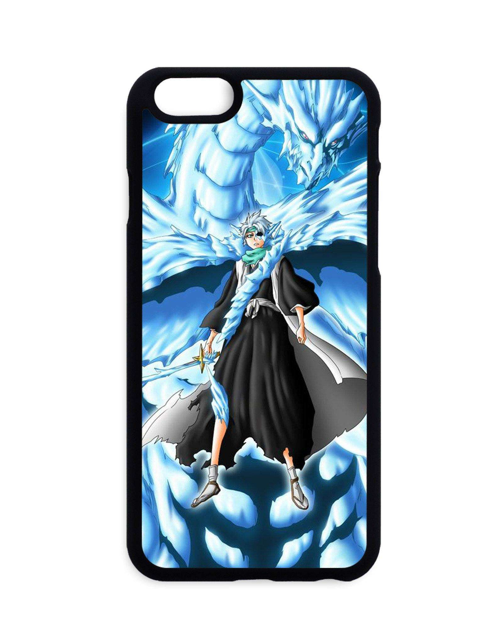 Coques - Coque Bleach Hitsugaya Ice Dragon