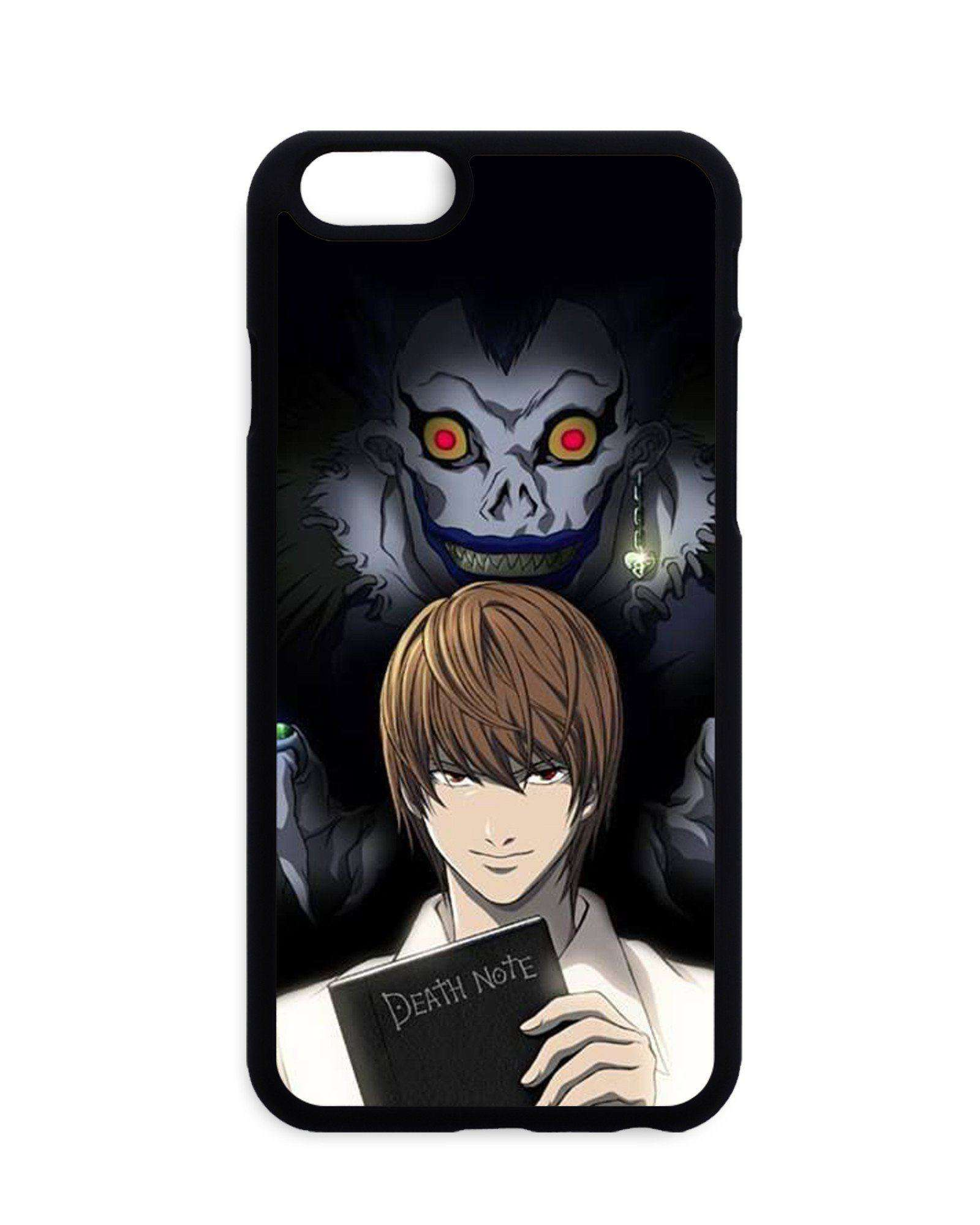 Coques - Coque Death Note Light X Ryuku