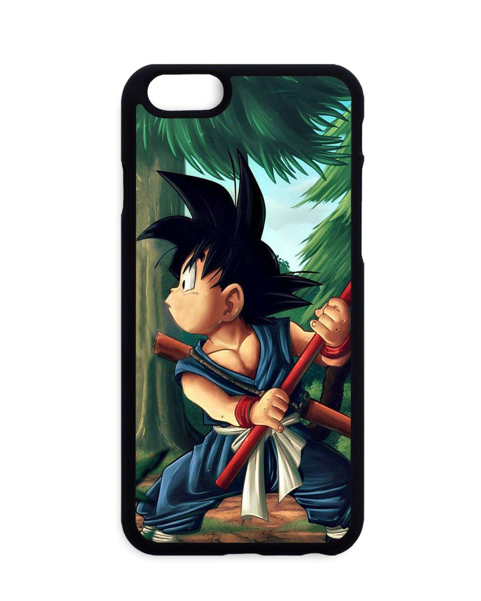 Coques - Coque Dragon Ball Goku Kid