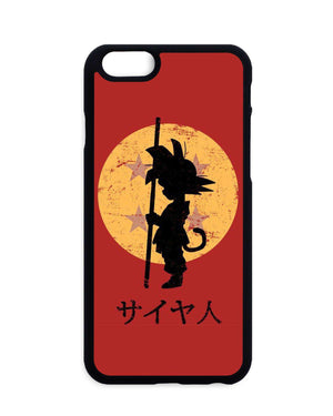 Coques - Coque Dragon Ball Goku Kid Red