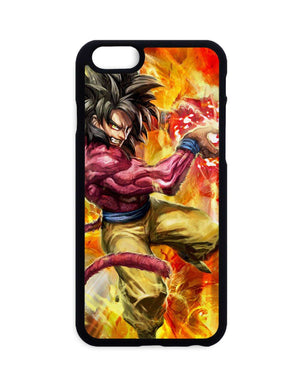 Coques - Coque Dragon Ball GT Goku SS4 Fire