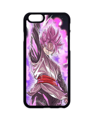 Coques - Coque Dragon Ball Super Black SS Rosé