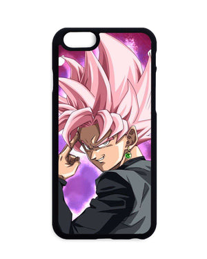 Coques - Coque Dragon Ball Super Black Super Saiyan Rosé 2