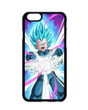 Coques - Coque Dragon Ball Super Vegeta SS God Attack