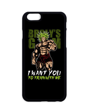 Coques - Coque Dragon Ball Z Broly's Gym